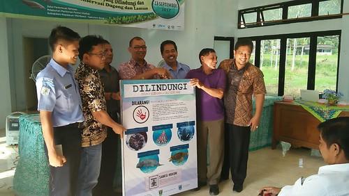 Socialization Dugong in Mentawai 13 Sept 2017