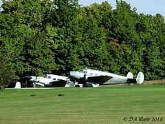 Classic Aircraft (Picsnapper1212) Tags: classic vintageaircraft plane aviation historic greenecounty ohio vintage aircraft airplane