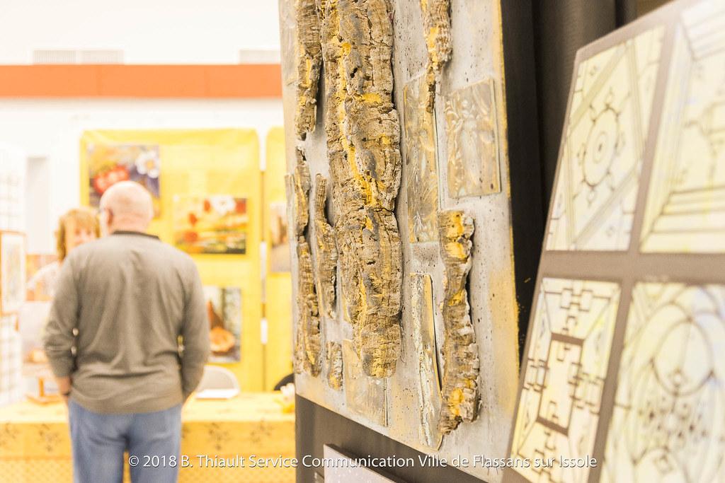 Salon Peintures et Sculptures - 29 et 30/09/2018