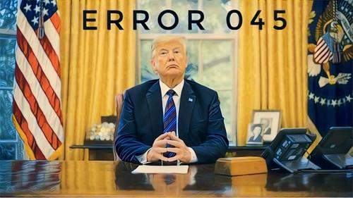Error 045. : DJT