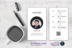 MY CARD WHITE BASE (anupfpi@ymail.com) Tags: branding graphicsdesign packaging stationary logodesign businesscard letterhead