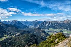 Blick vom Tauern Richtung Lechtal (stefangruber82) Tags: tirol tyrol alpen alps lechvalley lech mountains berge