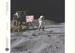 a16_r_c_o_KPP (AS16-113-18340) (apollo_4ever) Tags: themoon luna moon craters lunarcraters betacloth a7lb boeingcompany moonbuggy moonbuggie highgainantenna footprintsonthemoon bootprintsonthemoon stonemountain kapton mylar rcsthrusters reactioncontrolsystemthrusters plumedeflector ascentstage descentstage militarysalute navalaviator salute jumpsalute renderingthesalute oldgloryonthemoon apollo16 apolloxvi charlieduke shuttleastronaut geminiastronaut apolloastronaut nasaastronaut nasa nasaspacecraft johnyoung johnwyoung johnwattsyoung modularizedequipmentstowageassembly modularequipmentstowageassembly farultravioletcameraspectrometer gcta groundcommandedtelevisionassembly lrv lunarrovingvehicle lunarrover lm11 lunarmoduleorion grummanlm grummanlunarmodule gaec grummanaircraftengineeringcorporation lunarmodule regolith lunarregolith spacecraft lunarspacecraft lunarsurface lunarexploration lunarlander humanspaceflight mannedspaceflight descarteshighlands manonthemoon eva extravehicularactivity projectapollo apolloprogram apollospaceprogram