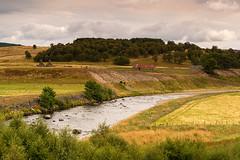 The Findhorn at Tomatin (Geoff France) Tags: landsacape scottishlandscape scotland highlands scottishhighlands rive findhorn riverfindhorn croft ruin outdoor cairngorms cairngormsnationalpark