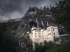 Predjama Castle Slovenia (Russell Eck) Tags: predjama castle slovenia renaissance cave mouth perched cliff largest russell eck medieval travel photography history europe