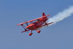 Oracle Challenger III (zfwaviation) Tags: kafw afw alliance fort worth texas air show vapor airshow jet airplane plane aircraft bell 2018 clouds sdt sean d tucker team oracle challenger iii n260hp aerobatics biplane
