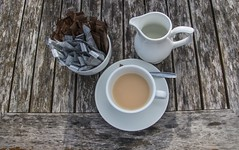 Coffee3 (lelizard) Tags: coffee wood milk sugar cohb port
