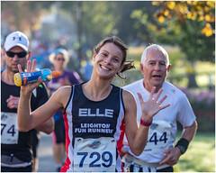Elle... (Linton Snapper) Tags: runner marathon thejshospice canon essex lintonsnapper