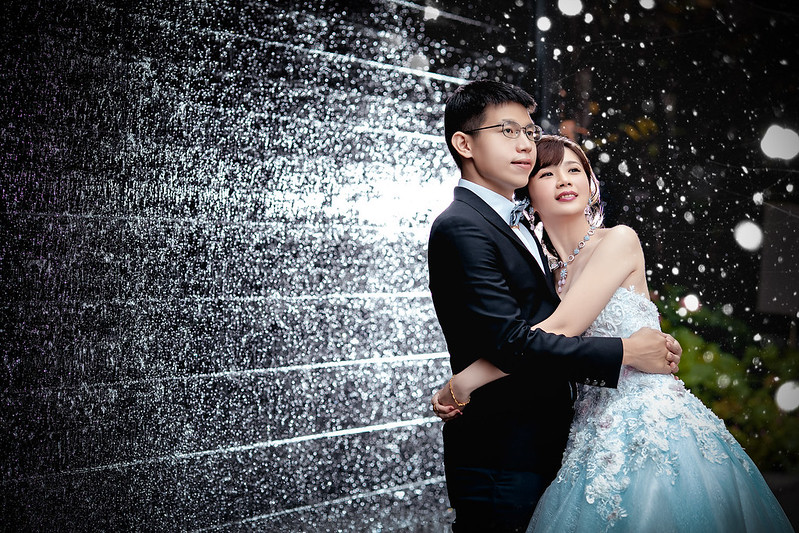 婚禮攝影 [汎琛❤宥禎] 訂結之囍@汐止三本鮮