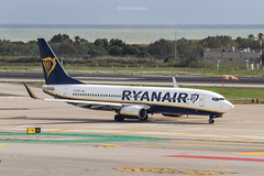 Boeing 737-8AS EI-DCR Ryanair (msd_aviation) Tags: boeing boeing737 b737800 b738 eidcr ryanair lebl bcn barcelona elprat airport takeoff aviation aviation4u aviationpics spotting spotters planespotting planespotters