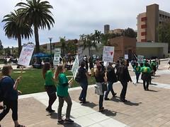 AFSCME Strike @ UCSB 8