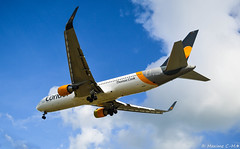 D-ABUZ 🇩🇪 (Maxime C-M ✈) Tags: airplane frankfurt deutschland colors exotic travel world martinique beautiful fly sky clouds island caribbean passion aviation heart yellow