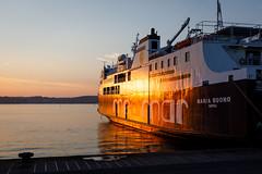 m/s Maria Buono (Antti Tassberg) Tags: pozzuoli csfb auringonlasku laiva medmar travel italy alus aurinko ship sun sundown sunset vessel provinceofnaples it