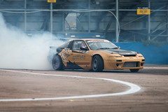 #142 Justin GRIFFITHS (Paul Andrew Rigby) Tags: britishdriftchampionship rockinghammotorspeedway northamptonshire corby bdc drifting circuit motorsport racetrack england