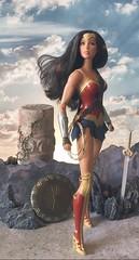 Power. Grace. Wisdom. Courage. Wonder (MaxxieJames) Tags: prince diana league justice collector doll barbie mattel dcu dc woman wonder