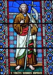 [67972] All Saints, Gainsborough : East Windows (Budby) Tags: gainsborough lincolnshire church window stainedglass