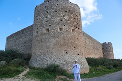 Turkish fortress of 19th cenury, in Aptera (Seoirse) Tags: itzedin fortress crete