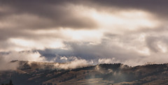 Bozeman Montana (Annie Lane Lindell) Tags: photography mountains clouds landscape montana canon