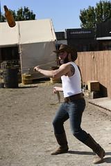 _WOL2547 (Socal Photography) Tags: xmen wolverine logan oldmanlogan patrickking andrewkolstad bts photoshoot nikon captainmarvel marvelcomics mutant marvel stunts stuntman western gambit oldwest cowboy puyallup fair statefair