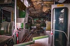 IMG_4768 (Electric-ian Russell) Tags: elements hucknall nottingham bus nottinghamvehicleheritagecharity buses danelec nhvc portlandroad