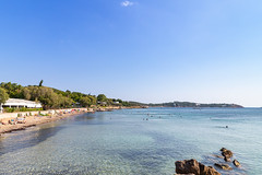 Beach in Vouliagmeni