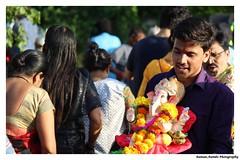 Ganesh Chaturthi 2018 (Raman_Rambo) Tags: ganesh ganesha ganeshotsav ganapati ganapatibappamorya bappa morya ganaraya god goddess lord deity prayer aarti worship pooja poojan puja pujan shop beautiful beauty super superb idol idols chaturthi anant anantchaturthi celebration celebrations festival festivals festivities pose mumbai maharashtra dombivli dombivali dombivlikar india indian raman ramansharma ramansharmadombivli photography portrait mandal mitra decoration decorations krishna nandi shiv shiva prasad modak blessings visarjan