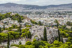Acropolis in Athens, Greece (firstfire53) Tags: europe worldtour greece greek athens acropolis