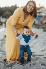 Jocelyn Ramirez- Sept2018-7 (ChristieCFox) Tags: children baby oneyearold beach bainbridgeisland poulsbo kitsap kitsapphotographer family motherandson