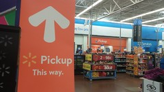 Could it be…? Nah, it's probably just a heat-induced mirage XD (Retail Retell) Tags: hernando ms walmart desoto county retail black decor 20 supercenter store 5419 interior exterior quirks pickup here former portrait studio remodel construction front end online grocery building expansion addon structure parking lot service program