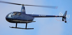 Robinson R44 Clipper II G-PGGY Lee on Solent Airfield 2018 (SupaSmokey) Tags: robinson r44 clipper ii gpggy lee solent airfield 2018