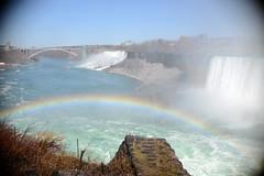 (John Donges) Tags: niagarafalls canada newyork waterfall mist rainbow 4130