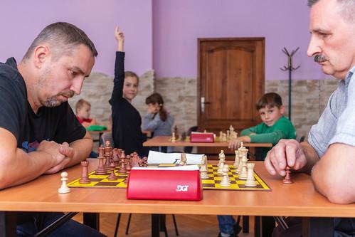 Grand Prix Spółdzielni Mieszkaniowej w Szachach Turniej VII-83