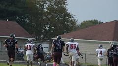 Freshman Game 2 Hodgson (89) (Conrad Red Wolves Sports) Tags: conradschoolsofscience conrad freshman football 2018 vs hodgson
