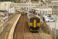 150238 Dawlish (localet63) Tags: class150 dawlish 150238 greatwesternrailway 2t13 devon