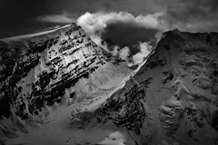 bitter sweet (TroyMasonPhotography) Tags: talkeetna adventure alaska bergschrund ciff climbing clouds cold denali denali2018 drama dramatic glacier ice landscape mountain mountaineeering outdoors rmiguides snow storm travel weather k2aviation remote