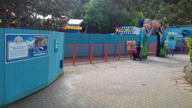 Octonauts Rollercoaster Adventure