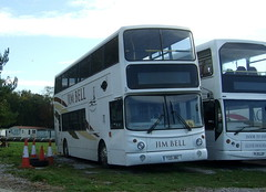 Acklams  / Jim Bell Coaches (Hesterjenna Photography) Tags: t23jbc sk02fct bus psv coach hull dublinbus jimbell acklams beverley pocklington volvo alexander alx400 humberside schoolbus