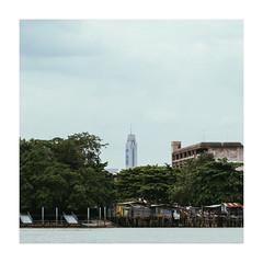 B a i y o k e s k y (1) (Nutchanon Karikan) Tags: city sky view tower urban building minimal town