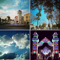 Algunas fotos de mi instagram personal (Linayum) Tags: sky cielo nubes cloud clouds blue utrera árbol naturaleza linayum