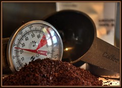 Macro Mondays - Measurement - Morning Coffee (zendt66) Tags: zendt66 zendt nikon d7200 nikkor 60mm macromondays measurement measurements coffee spoon thermometer window morning sun hdr photomatix