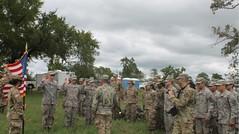 Preparing to take the oath_SEP18.jpg (militarysciencealumniclub) Tags: military science alumni club