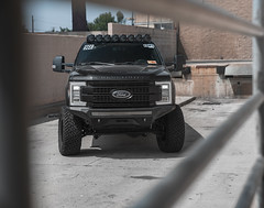 Fuel Ford F-250 (avvblanc01) Tags: fuel fuelwheels ford alumiduty carlisuspension pintop carli