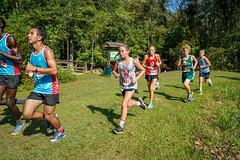 FLO05951 (chap6886@bellsouth.net) Tags: running run race girls boys team trees lake athletes action athletics america xc 5k highmiddleschool highschool