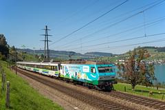 456092 (Bantam61668) Tags: switzerland sob re456 re 44iv voralpenexpress