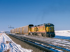 MP 9003 East at Hermosa, WY (thechief500) Tags: overlandroute railroads up unionpacific
