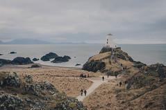When in Wales (*M.*) Tags: wales sea landscape llanddwynisland llanddwyn anglesey nature lighthouse