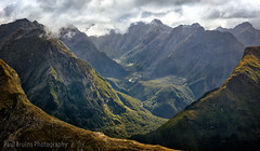Fiordland Flyby (Panorama Paul) Tags: paulbruinsphotography wwwpaulbruinscoza newzealand fiordlandnationalpark helicopter clouds mountains nikond800 nikkorlenses nikfilters