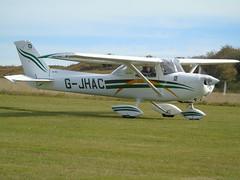 G-JHAC Cessna FRA 150L (c/n FA0160) Popham (andrewt242) Tags: gjhac cessna fra 150l cn fa0160 popham
