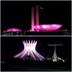 Brasilia (ANNE LOTTE) Tags: hauptstadt brasilia kathedrale kirche