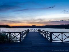 Schmachter See (Blinde 8) Tags: balticsea binz deutschland germany ostsee rugia rügen sonnenuntergang lake sunset